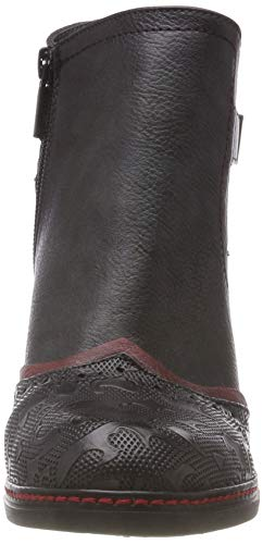 Chelsea Donna Grigio 259 Stivali Stiefelette Mustang graphit OwCqxEWtz