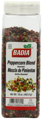 Badia Gourmet Peppercorn Blend, 16-ounces