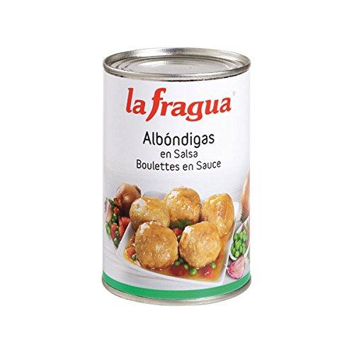 La Fragua Albóndigas En Salsa - 425 gr: Amazon.es: Alimentación y bebidas