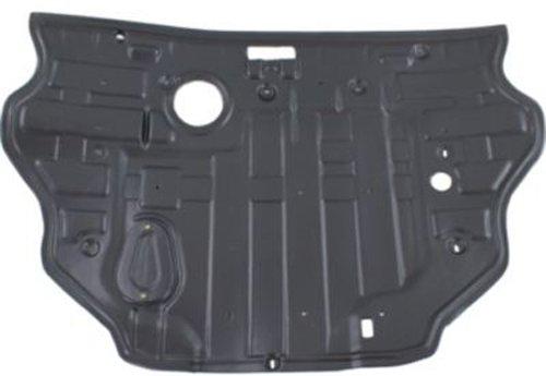 (CPP Rear Engine Splash Shield Guard for 2011-2014 Hyundai Sonata HY1228172)