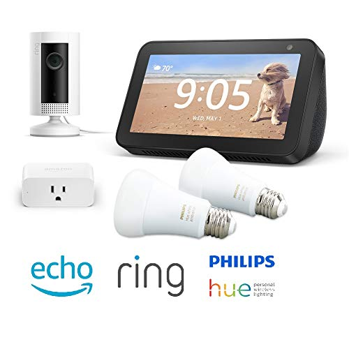 Alexa smart home - Basics Kit - Charcoal