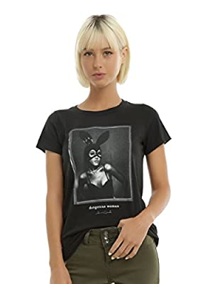 Ariana Grande Dangerous Woman Bunny Girls T-Shirt