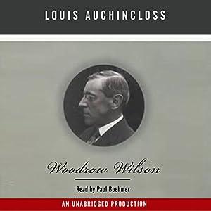 Woodrow Wilson Audiobook