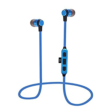 Auriculares Inalámbricos De Los Auriculares De Los Deportes De 60Mah Auriculares Bluetooth Estéreos Inalámbricos Sin Manos