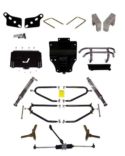 Club Car DS Golf Cart 6''-10'' Jakes Long Travel Lift Kit by Golf Cart King