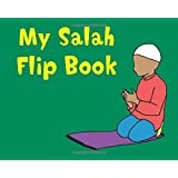 My Salah Flip Book: Teach the basic salah positions with this fun flip book from Allah to Z