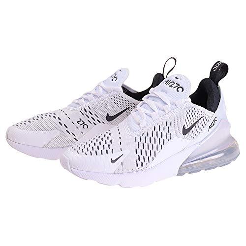 Nike womens Nike Women's Air Max 270 White/Black Ah6789-100 1