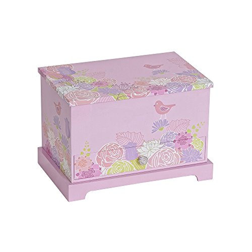 Sapphire Ballerina (Mele & Co. Piper Girls Musical Ballerina Jewelry Box)