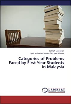 CategoriesofProblems FacedbyFirst Year Students inMalaysia
