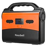 Hausbell Portable Power Station, 155Wh 4...