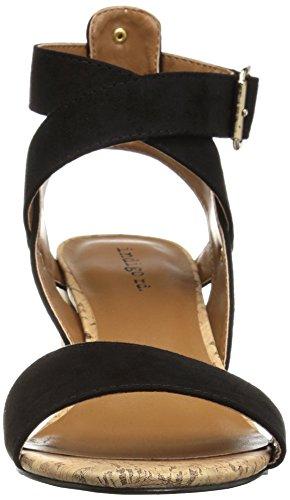 Frauen US Noir Sandales pour Indigo Femme 7T4YAxq