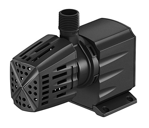 Atlantic MD250 Energy Efficient Water Feature and Fountain Pump, 250 GPH