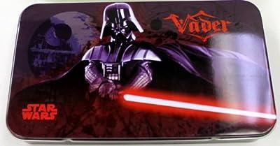 Storage Box - Star War - Darth Vader (Lunch Box)