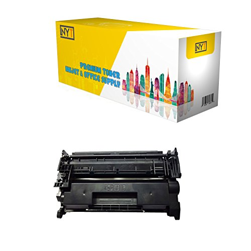 NYT Compatible Toner Cartridge Replacement for HP CF226A (HP 26A) for HP Laserjet Pro M402d, M402dn, M402n, Laserjet Pro MFP M426dw, M426fdn, M426fdw (Black,1-Pack)