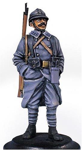 アンドレアミニチュアズ S3-F3 Infantryman (France)