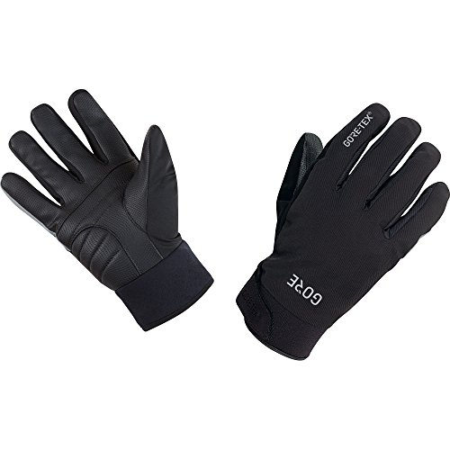 GORE WEAR Men's Waterproof Bike Gloves, C5 Thermo Gloves, Size: XL, Color: Black, ()