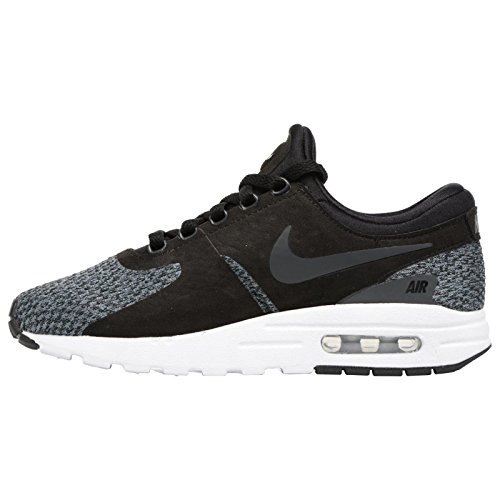 SE Zero Trainers Nike EU Air Anthracite Black Max Mesh 38 Youth tFtUaqwgI