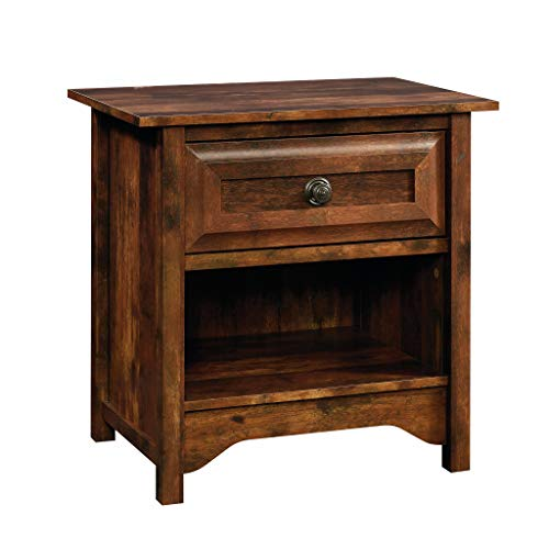 Sauder 420936 Night Stand Table, W: 26.14