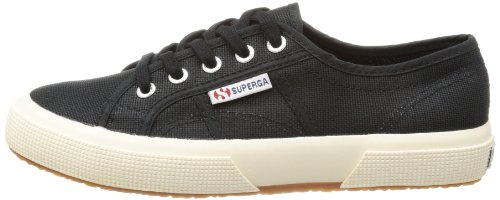 Sneakers Basses 2750 S996 full Mixte Superga Classic Adulte Black Noir Cotu twIgBnUq