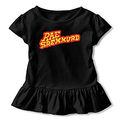 Rae Sremmurd Toddlers Children's Short Sleeve T Tshirts Leisure