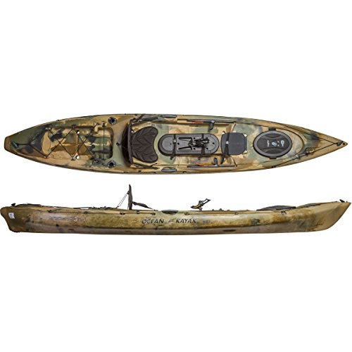 Ocean Kayak Trident 13 Angler - Brown Camo