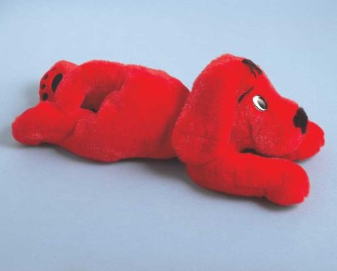 Sidekicks: Clifford The Big Red Dog  Floppy Plush Stuffed Animal 16