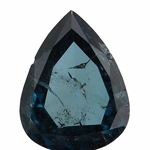 0.30 Ct Pear Diamond - 4
