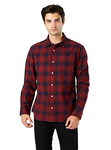 7 Diamonds Flint Long Sleeve Shirt (Medium)
