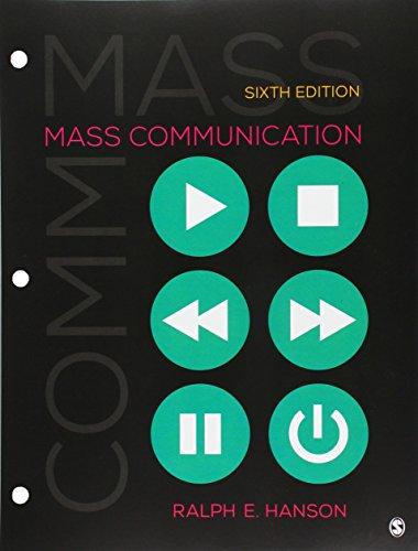 Mass Communication (Looseleaf)