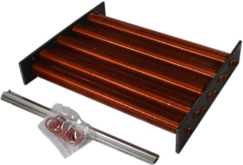 Pentair Heat Exchanger - Pentair 472133 Heat Exchanger without Head Replacement MiniMax CH 250 Pool and Spa Heater