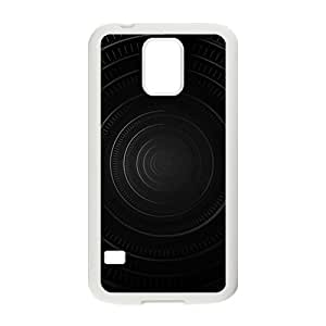 Black Vertex Fashion Personalized Phone Case For Samsung Galaxy S5 by Maris's Diaryby Maris's Diary