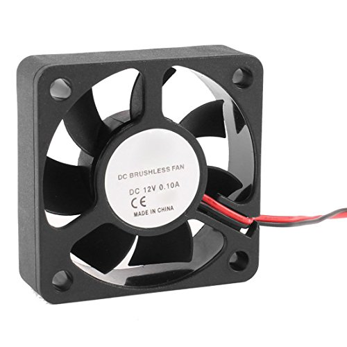 50Mm 12V 2Pin 4000Rpm Sleeve Bearing Pc Case Cpu Cooler Cooling Fan