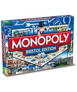 Monopoly Bristol . by Monopoly