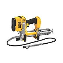 DEWALT 18V NiCad Cordless Grease Gun, Tool-Only