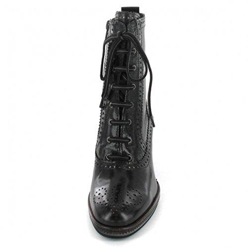 Maripe Stiefelette , Farbe: schwarz