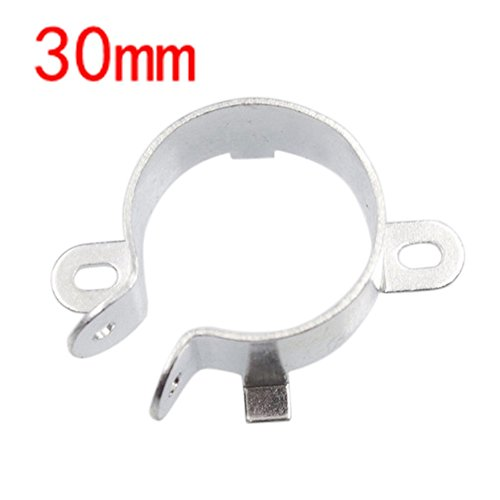 - GAOHOU 4 pcs Capacitor Bracket Clamps Holder Clap 25mm 30mm 35mm 40mm Mounting Clip