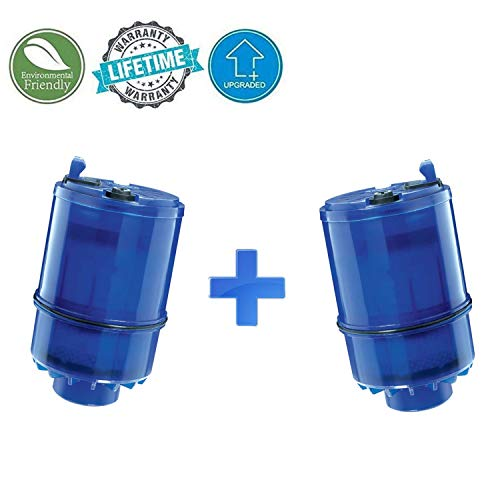 TOTIE Replacement Water Filter, Compatible with Pur FR-9999 Replacement Faucet Water Filter