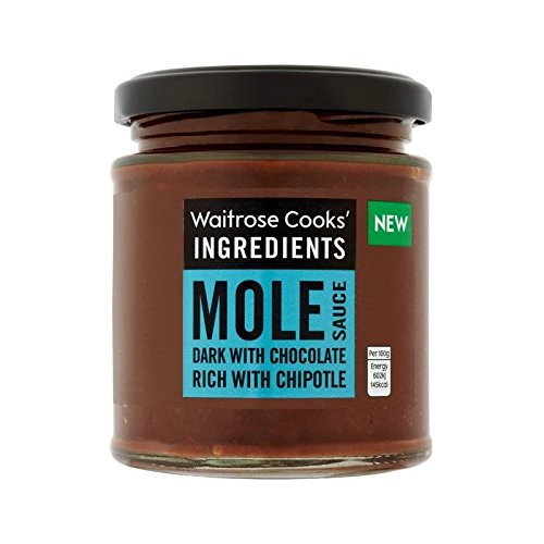 Cooks Ingredients Mexican Mole Paste Waitrose 180g - Pack of 6