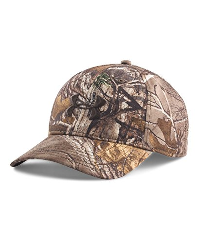 Under Armour Men's Camo Cap, Realtree Ap-Xtra (947), One Size