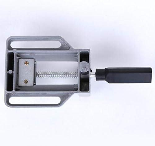 ドリルプレスバイス ドリルプレス バイスクランプ フラットタイプ ミニバイス バイス 万力 ねじ