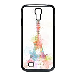 Snap On Paris Eiffel Tower Design Custom Back Cover Case For SamSung Galaxy S4
