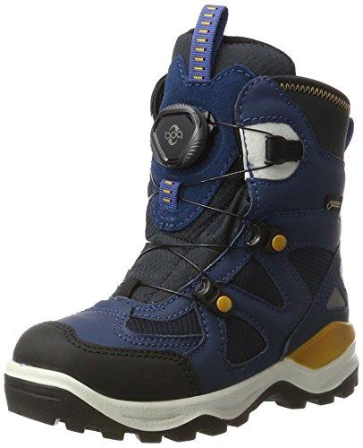 Poseidon Blau Poseidon Black Hohe Jungen Snow Marine Mountain Sneaker Ecco A0PSqMw