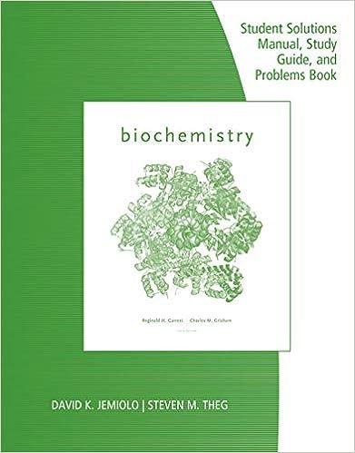 Biochemistry Garrett Pdf