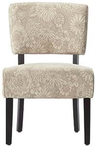 """Vincent Retro Chair, 21""""x23"""", OAT"""