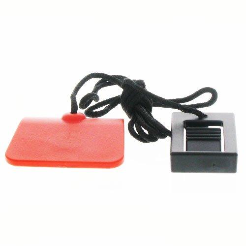 NordicTrack T 5.3トレッドミル安全キーモデル番号ntl600100部品番号290776   B00AWBYMGA