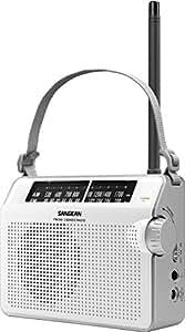 Sangean PR-D6 - Radio Portable (importado)