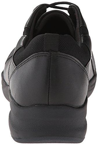 Donna Clarks inmotion rock pelle scarpe ginnastica