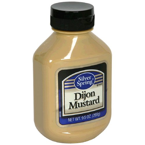 Silver Springs Mustard, Dijon, 9.5-Ounce Squeeze Bottles (Pack of 9)