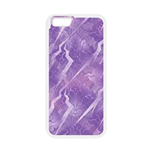 IPhone 6 Cases Lightning Graphics, Iphone 6 Case for Men - [White] Okaycosama
