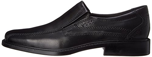 ECCO Men's New Jersey Slip On,Black,39 EU (US Men's 5-5.5 M)